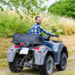How to secure a Quad for agricultural work